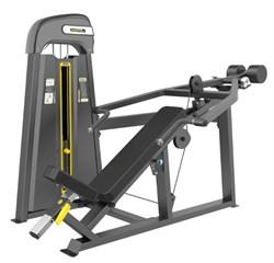 E-3013 Наклонный грудной жим (Incline Press). Стек 109 кг. - фото 4619