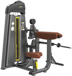 E-1075В Бицепс/Трицепс сидя (Biceps/Triceps). Стек 109 кг. - фото 4680