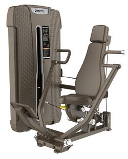 E-4008 Жим от груди вертикальный (Vertical Press). Стек 135 кг. - фото 4825