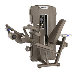 E-4023 Сгибание ног сидя (Seated Leg Cur). Стек 109 кг. - фото 4832