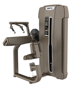 E-4028 Трицепс-машина сидя. Наклонная парта (Tricep Extansion). Стек 64 кг.