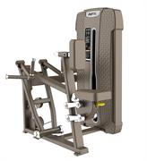 E-4034 Гребная тяга с упором на грудь (Vertical Row). Стек 94 кг.